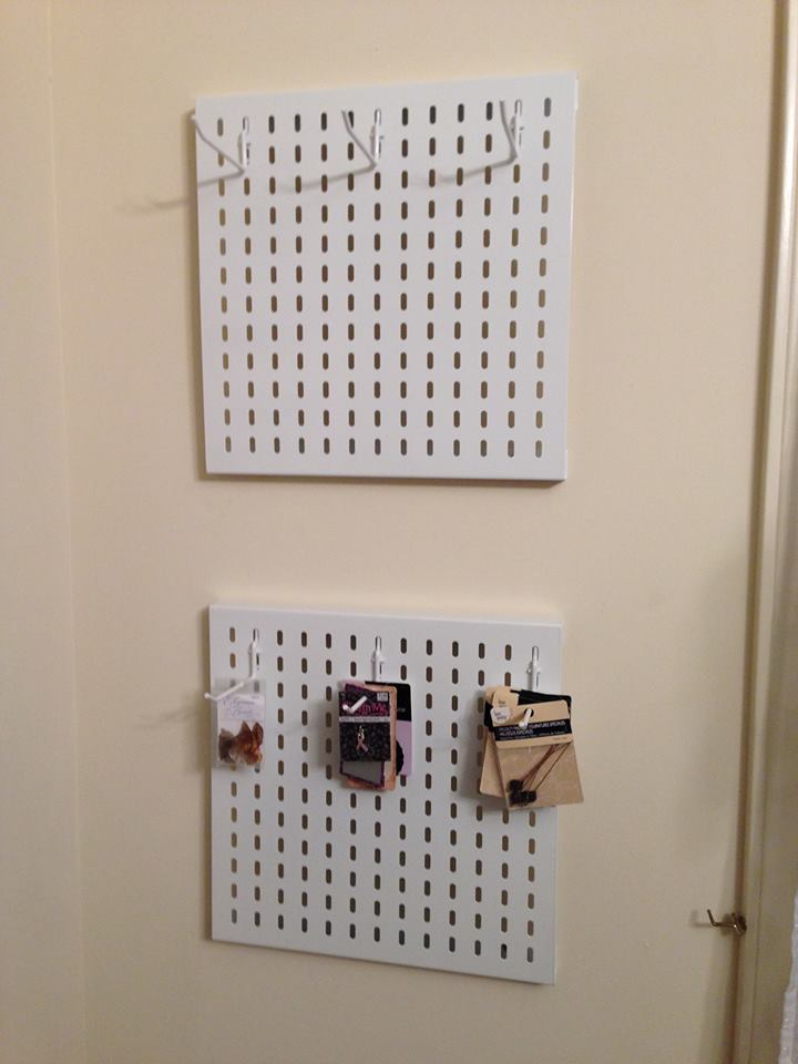 Michaels pegboard